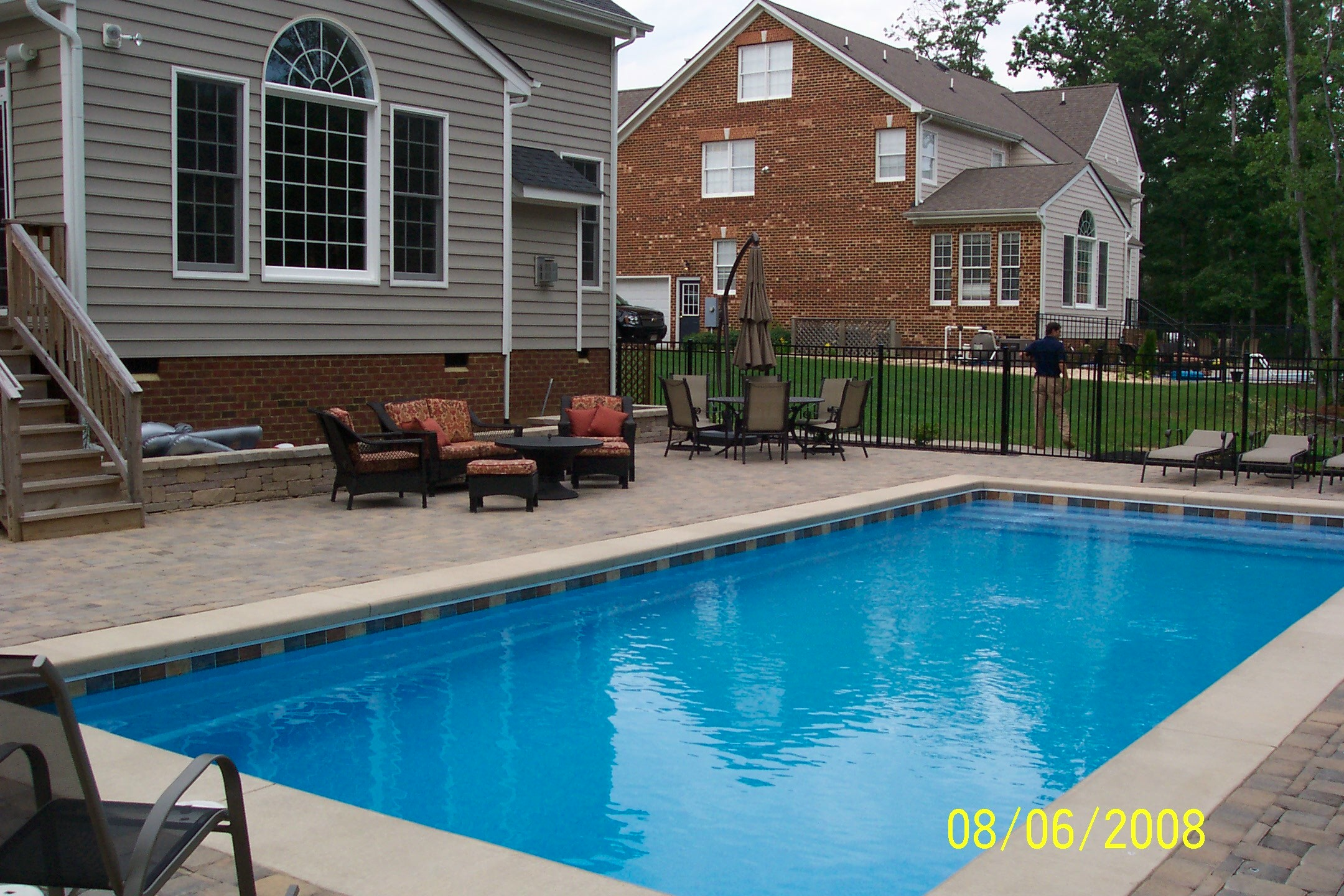 Swimming Pools | Ask the Landscape Guy on Unlevel Backyard Ideas id=75444