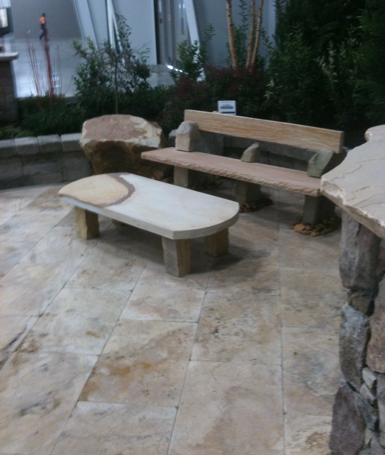 Stone And Wood Bench: You Have Questions…We Have Answers